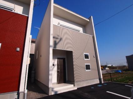 福島県郡山市の新築 2階建の賃貸一戸建て