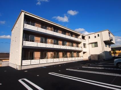 福島県郡山市の新築 3階建の賃貸マンション