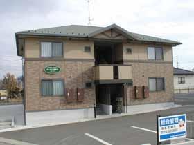 福島県須賀川市、須賀川駅徒歩16分の築15年 2階建の賃貸アパート