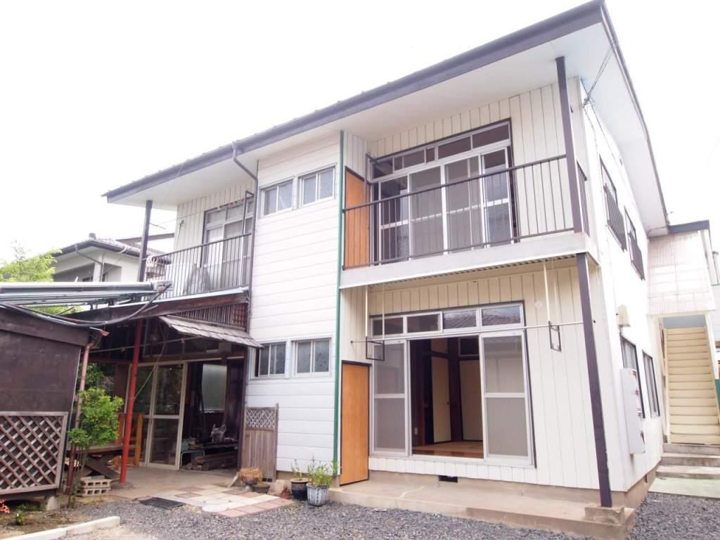 福島県郡山市の築43年 2階建の賃貸アパート