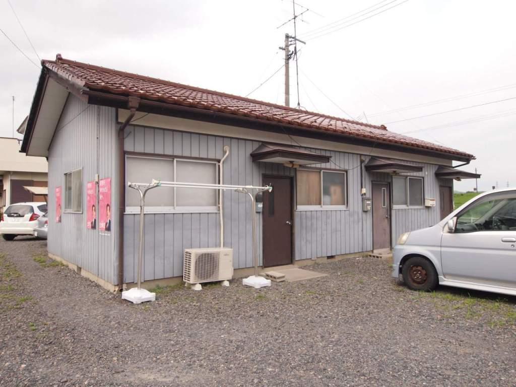 福島県郡山市の築35年 1階建の賃貸一戸建て