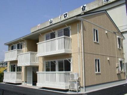 福島県郡山市の築9年 2階建の賃貸アパート