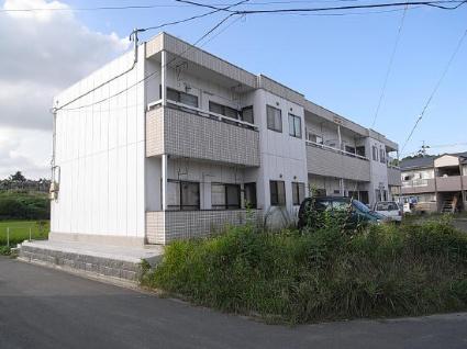 福島県郡山市の築18年 2階建の賃貸アパート