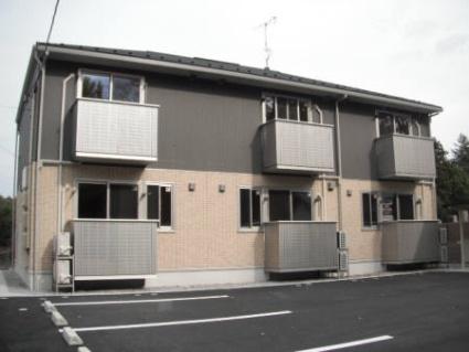 福島県須賀川市の築4年 2階建の賃貸アパート