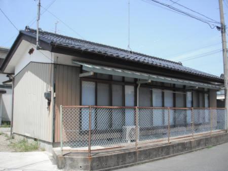 福島県郡山市の築33年 1階建の賃貸一戸建て