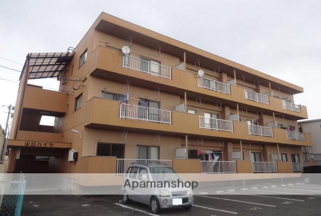 福島県郡山市、郡山駅徒歩12分の築29年 3階建の賃貸マンション