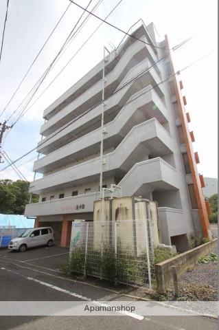 福島県郡山市、郡山駅徒歩8分の築16年 7階建の賃貸マンション