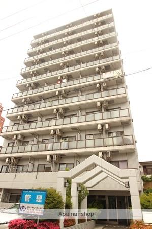 福島県郡山市、郡山駅徒歩15分の築25年 11階建の賃貸マンション