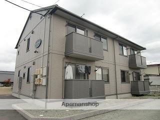 福島県郡山市の築12年 2階建の賃貸アパート