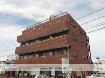 福島県郡山市の築32年 4階建の賃貸アパート