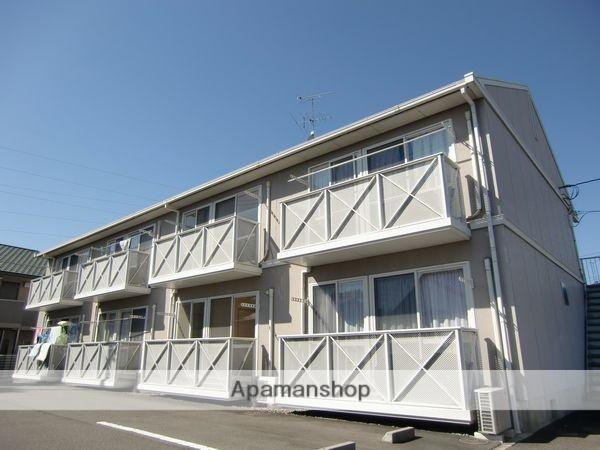 福島県郡山市、日和田駅徒歩20分の築21年 2階建の賃貸アパート