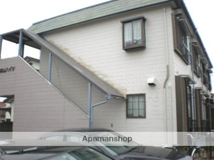 福島県郡山市、郡山駅福島交通バス20分開成館下車後徒歩7分の築31年 2階建の賃貸アパート