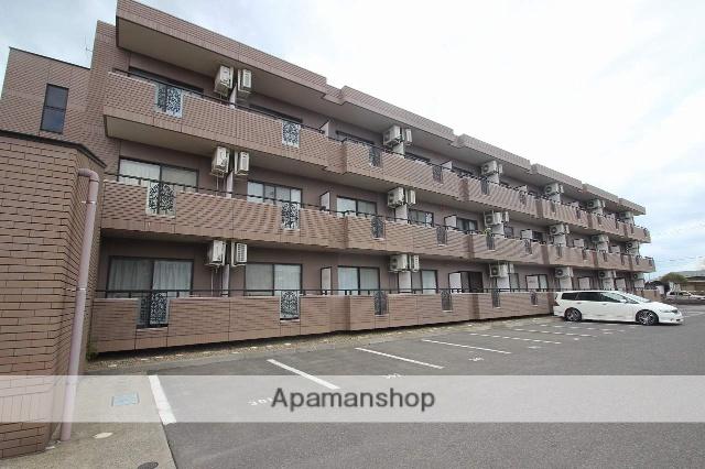 福島県郡山市、郡山駅徒歩20分の築16年 3階建の賃貸マンション