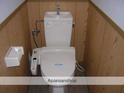 福島県郡山市昭和2丁目[2LDK/55.9m2]のトイレ