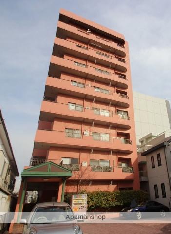 福島県郡山市、郡山駅徒歩12分の築28年 8階建の賃貸マンション