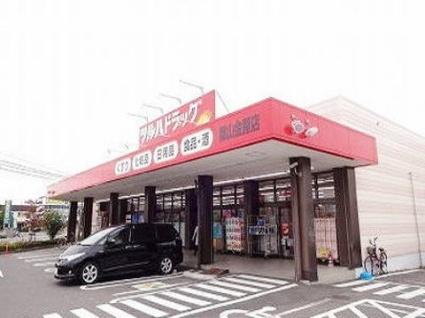 Shizuku[2LDK/57.63m2]の周辺1