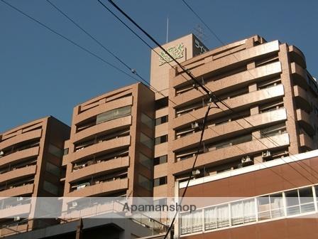福島県郡山市、郡山駅徒歩12分の築27年 13階建の賃貸マンション
