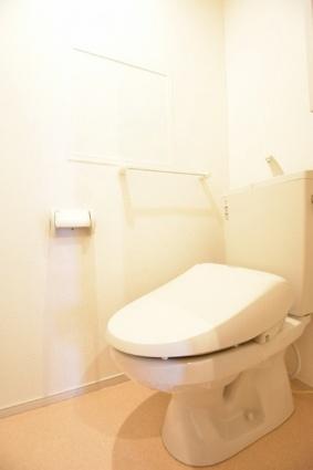 メゾン・メイⅠ[2LDK/58.47m2]のトイレ