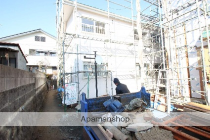 福島県郡山市の築44年 2階建の賃貸アパート