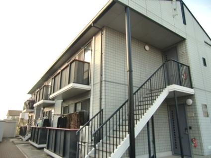 福島県郡山市、郡山駅福島交通バス15分名倉下車後徒歩3分の築21年 2階建の賃貸アパート