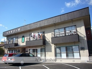 福島県郡山市の築33年 2階建の賃貸アパート