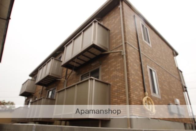 福島県郡山市、日和田駅徒歩15分の築3年 2階建の賃貸アパート