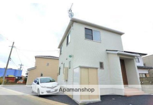 福島県郡山市の築4年 2階建の賃貸一戸建て