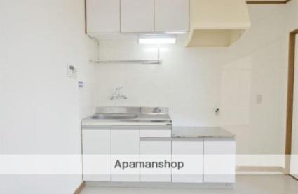 シャンポールド並木A棟[3DK/58m2]のキッチン