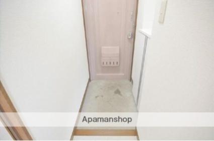 シャンポールド並木A棟[3DK/58m2]の玄関
