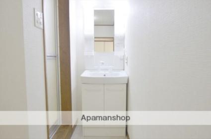 シャンポールド並木A棟[3DK/58m2]の洗面所