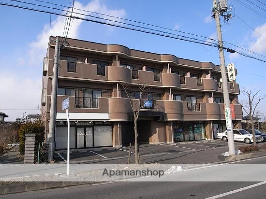 福島県郡山市の築21年 3階建の賃貸アパート