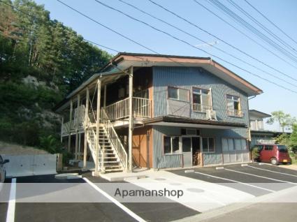 福島県本宮市、本宮駅徒歩25分の築40年 2階建の賃貸アパート