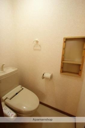 福島県郡山市堤1丁目[2LDK/55.51m2]のトイレ
