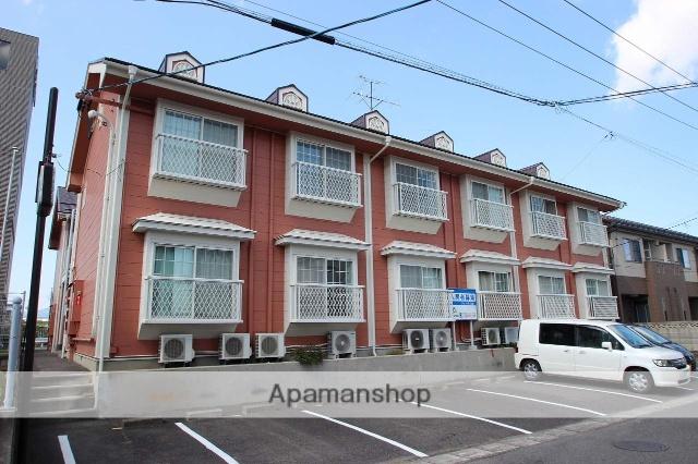 福島県郡山市、郡山駅福島交通バス15分島西下車後徒歩8分の築31年 2階建の賃貸アパート