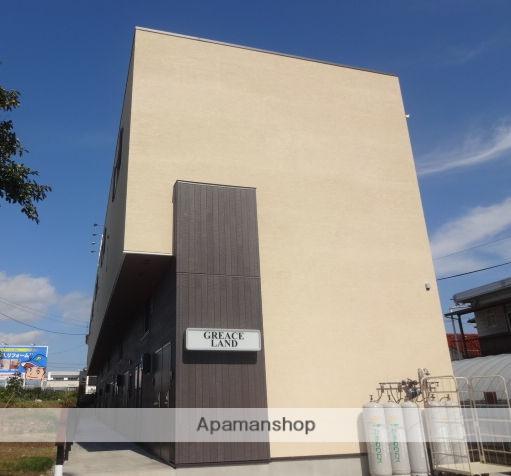 福島県郡山市、郡山駅徒歩15分の新築 2階建の賃貸アパート