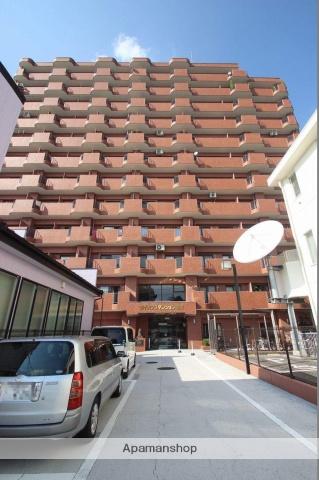 福島県郡山市、郡山駅徒歩12分の築28年 12階建の賃貸マンション