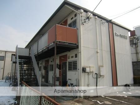 福島県郡山市の築36年 2階建の賃貸アパート