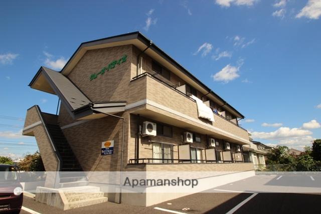 福島県郡山市の築14年 2階建の賃貸アパート