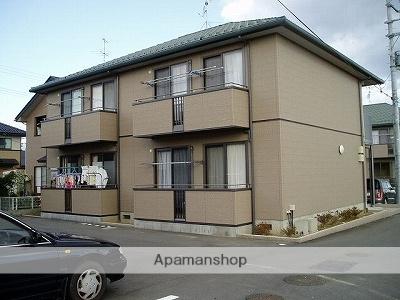 福島県本宮市、本宮駅徒歩25分の築13年 2階建の賃貸アパート