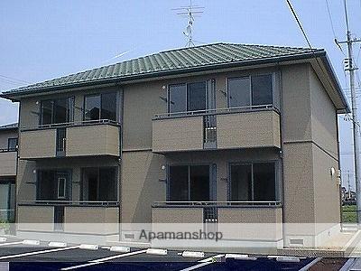 福島県本宮市、本宮駅徒歩25分の築14年 2階建の賃貸アパート