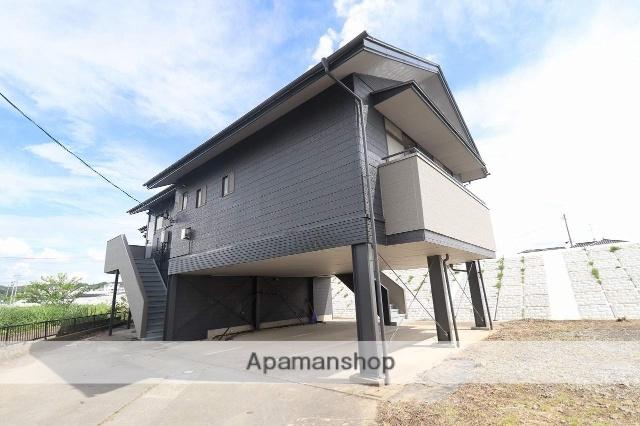 福島県本宮市、本宮駅徒歩15分の築28年 2階建の賃貸アパート