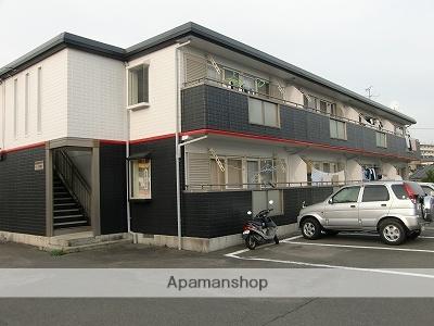 福島県二本松市、二本松駅徒歩20分の築28年 2階建の賃貸アパート