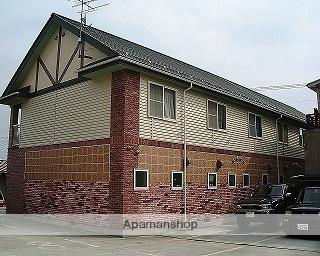 福島県本宮市、本宮駅徒歩25分の築20年 2階建の賃貸アパート