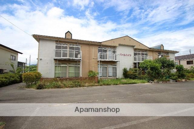 福島県本宮市、本宮駅徒歩15分の築25年 2階建の賃貸アパート