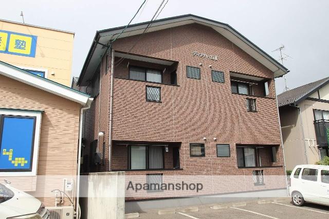 福島県本宮市、本宮駅徒歩16分の築14年 2階建の賃貸アパート