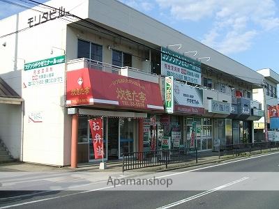 福島県本宮市、本宮駅徒歩15分の築40年 2階建の賃貸マンション