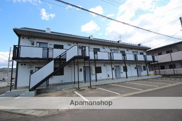 福島県本宮市、本宮駅徒歩15分の築24年 2階建の賃貸アパート