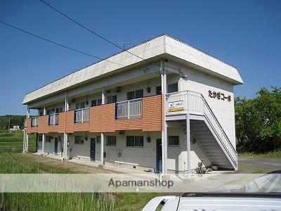 福島県本宮市の築36年 2階建の賃貸アパート