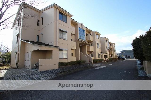 福島県本宮市、本宮駅徒歩8分の築24年 3階建の賃貸マンション