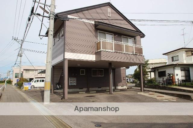 福島県本宮市、本宮駅徒歩20分の築23年 2階建の賃貸アパート